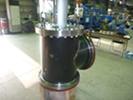 原子力設備で活躍する高温用バルブ